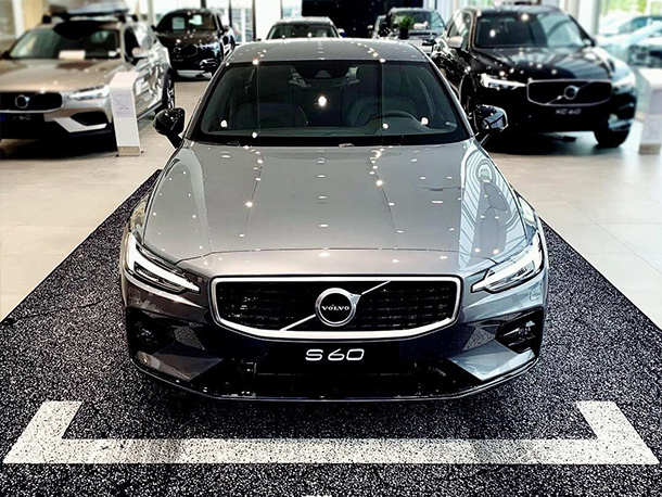 De nieuwe Volvo S60 berline - Follow no one