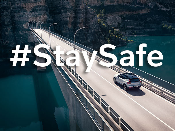 COVID19 update: Volvo D'Hondt - Reynaert - StaySafe
