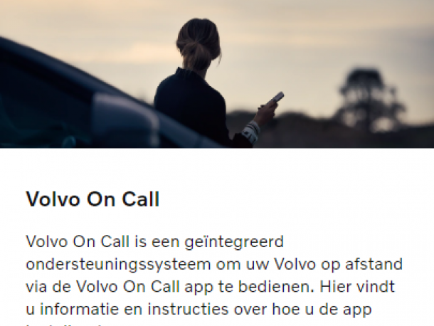 Volvo On Call_0