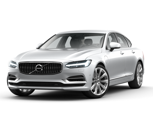 Volvo S90 Twin Engine