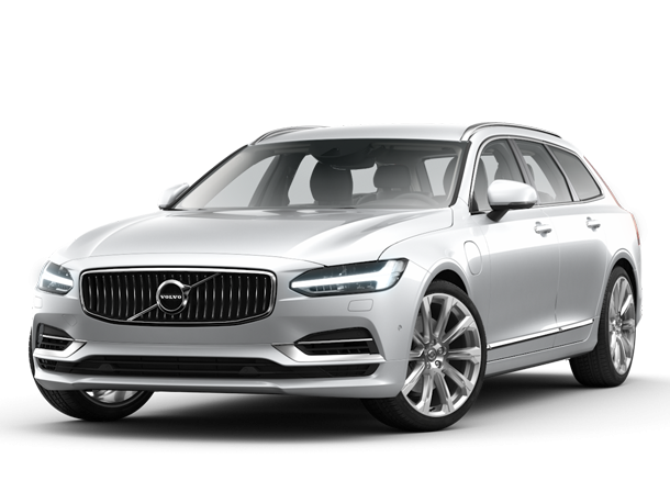 Volvo V90 Twin Engine