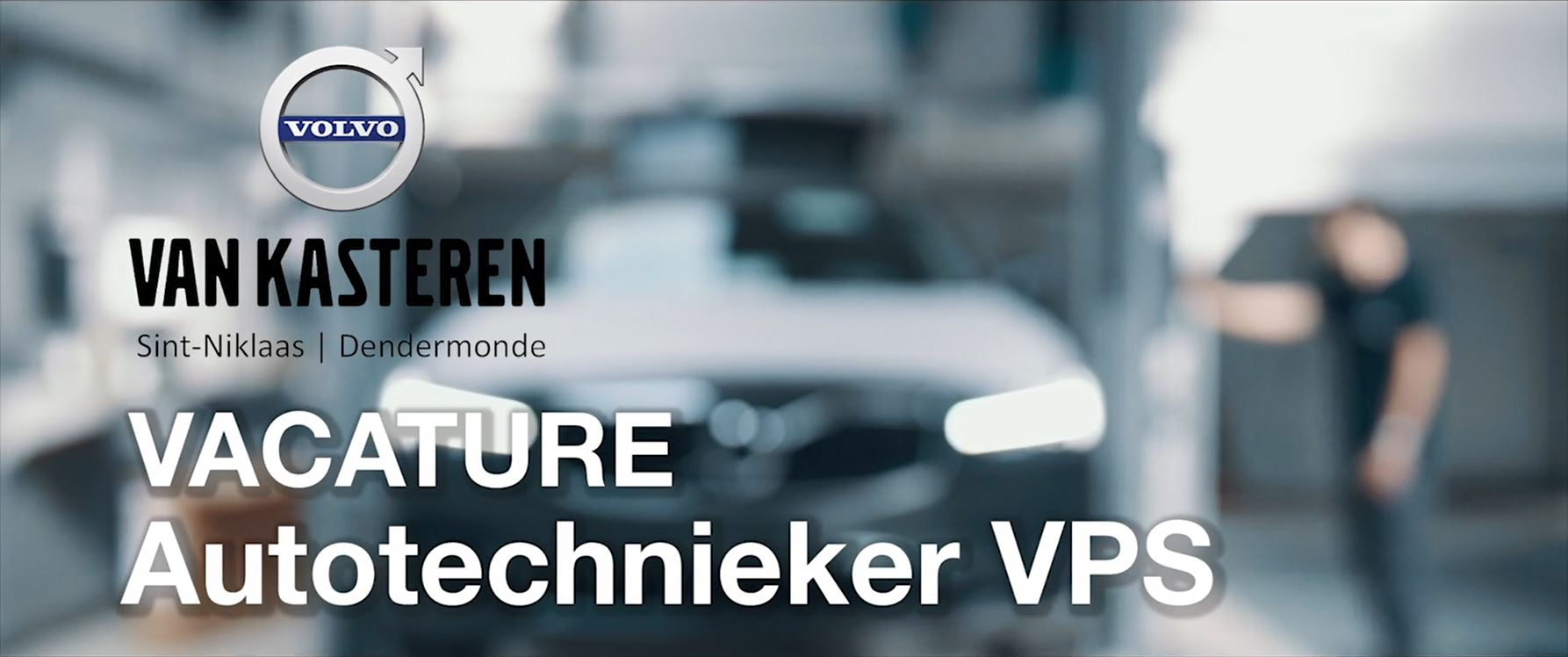 Vacatures Sint Niklaas Volvo Cars Partners